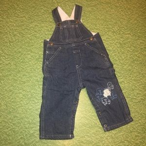 Children's Place Insulated Overalls